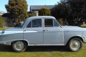 1962 Morris major elite Photo