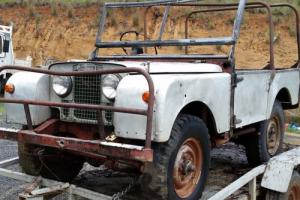 Land Rover 1951 Series 1 Short Wheelbase Photo