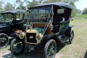 1912 Ford model T Photo
