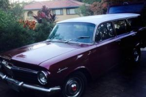 EH Holden Special Station wagon Photo