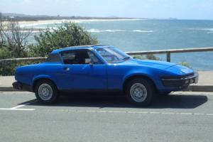 TRIUMPH TR7/8 AT A BARGAIN PRICE NO RESERVE