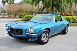 1970 Chevrolet Camaro Rare L/78 RS/SS 396/375 4-Speed 1 of 600 !