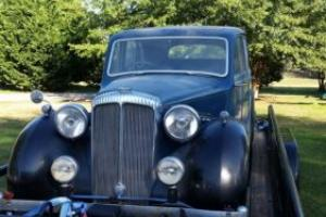 1948 Daimler G90 DB18 Photo