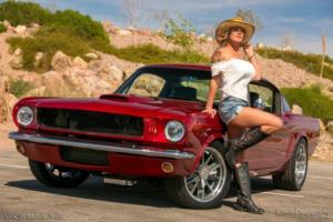 1966 Ford Mustang PRO-TOURING FASTBACK GT HIGHLY MODIFIED 600HP+