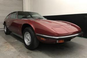 1972 Maserati Coupe Indy Photo
