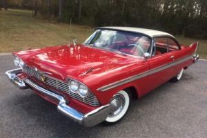 1958 Plymouth Fury for Sale