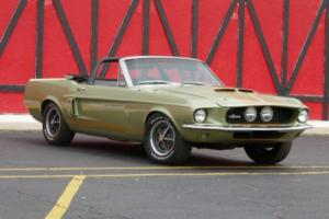 1967 Ford Mustang -GT 350 Shelby Cobra Supercharged-Newly Restored T