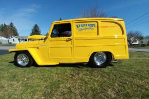 1959 Willys willys overland TRADES WELCOME