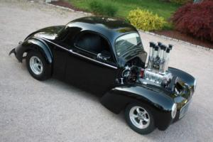 1941 Willys coupe NICE
