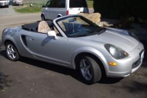 2001 Toyota MR2 Base for Sale