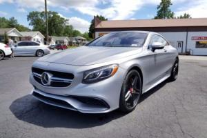 2015 Mercedes-Benz S-Class S63 AMG 4-Matic Edition 1