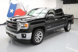 2014 GMC Sierra 1500 SIERRA SLT CREW HTD LEATHER REAR CAM 20'S