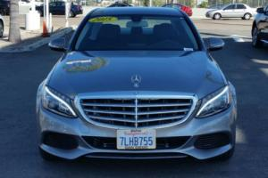 2015 Mercedes-Benz C-Class 4dr Sedan C300 RWD