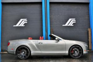 2012 Bentley Continental GT 2dr Convertible Photo