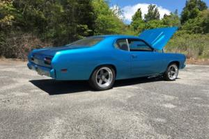 1970 Plymouth Duster 1970 DUSTER STREET STRIP 383 BIG BLOCK AUTO for Sale