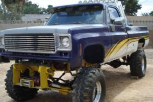 1978 Chevrolet Other Pickups 4x4 truck 3/4 ton