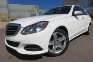 2014 Mercedes-Benz E-Class E350 Luxury Sedan