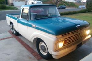 1963 Ford F-100 for Sale