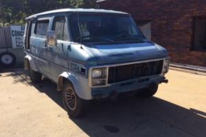Chevy Scooby Van; (Suit Ford Holden Dodge Plymouth Cadillac Pontiac Toyota) Photo