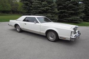 1978 Lincoln Mark Series Base Coupe 2-Door