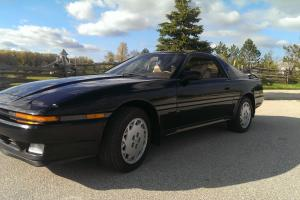 1987 Toyota Supra Turbo Targa Hatchback 2-Door | eBay