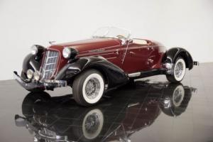 1936 Replica/Kit Makes Auburn 876 Boattail Speedster