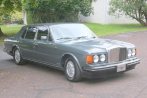 1989 Bentley Mulsanne Photo