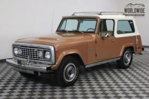 1973 Jeep Commando 4X4 CONVERTIBLE TOP 304V8 EXTREMELY RARE Photo