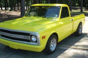 1970 Chevrolet C-10 C-10 Short bed Fleetside