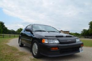 1989 Honda CRX Photo