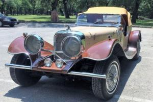 1937 Replica/Kit Makes 1937 Jaguar SS100 Photo