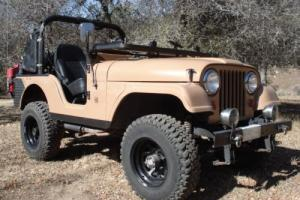 1966 Jeep CJ Photo