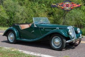 1954 MG T-Series MG TF