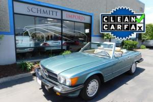 1988 Mercedes-Benz SL-Class SL Photo