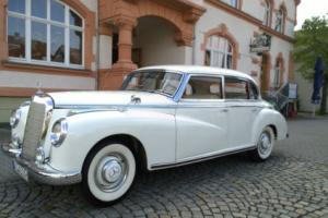 1953 Mercedes-Benz 300-Series Adenauer