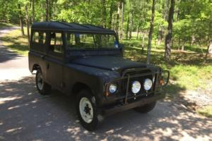 1975 Land Rover Defender Photo