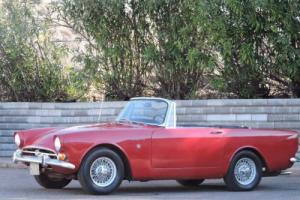 1966 Sunbeam Alpine Series V - NO RESERVE Photo
