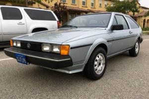 1982 Volkswagen Scirocco for Sale