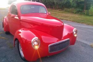 1941 Willys Willys coupe Photo