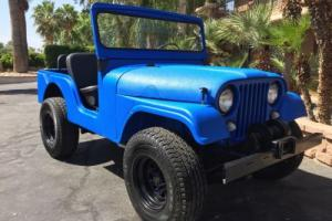 1956 Jeep CJ Photo