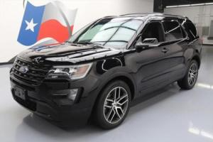 2016 Ford Explorer SPORT AWD ECOBOOST NAV THIRD ROW