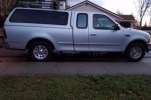 1997 Ford F-150 Super Cab 3 Door