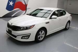 2015 Kia Optima LX SEDAN AUTO BLUETOOTH ALLOYS