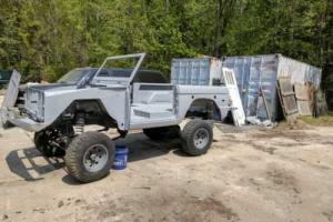 1972 Ford Bronco Photo