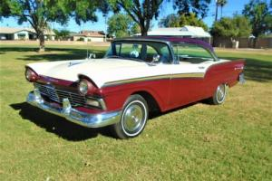 1957 Ford Fairlane 5 DAYS NO RESERVE for Sale