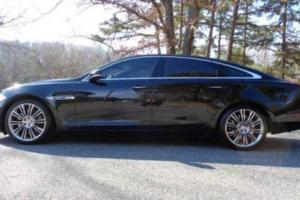 2012 Jaguar XJ Supercharged 4dr Sedan