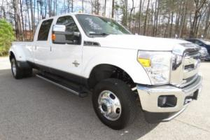2016 Ford F-350 Lariat 4x4 Crew Cab DRW Chrome Package 14k GVWR