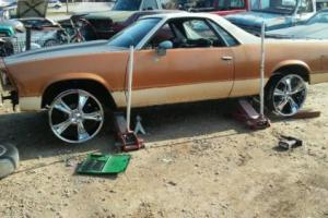 1978 Chevrolet El Camino Photo