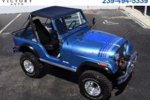 1979 Jeep CJ Renegade