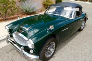1965 Austin Healey 3000 BJ8, Phase II